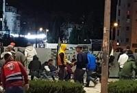 زخمی شدن ۲۰ فلسطینی در حمله نظامیان صهیونیست به رامالله