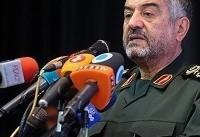 فرمانده سپاه: دشمنان آرزوی براندازی نظام را به گور خواهند برد/ قدرت آمریکا رو به افول است