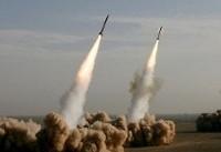 واکنش موشکی ایران به تست موشک های جدید