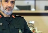 فرمانده هوافضای سپاه انجام آزمایش «مهم» موشکی را تأیید کرد