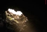 تصاویری حیرت انگیز از درون غار ها