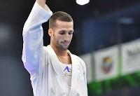 لیگ جهانی کاراته وان چین؛ مدال طلا بر گردن یاری و پورشیب/ مهدیزاده برنزی شد