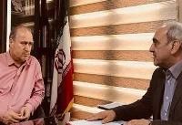 پیام احساسی مهدی تاج بعد از جدایی گرشاسبی از باشگاه پرسپولیس