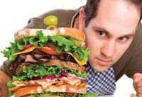 چرا یک ساعت بعد از غذا خوردن گرسنه می شوم؟