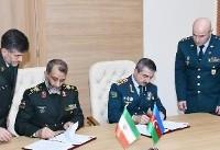 امضای پروتکل همکاری میان مرزبانی ایران و جمهوری آذربایجان