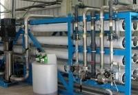 فاز نخست بزرگترین آب شیرین کن کشور به بهرهبرداری رسید