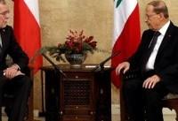 سوریه و تهدیدات تلآویو در رأس رایزنی رئیسجمهور اتریش با همتای لبنانی