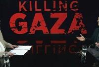 کارگردان آمریکایی مستند کشتار غزه به تلویزیزیون می آید