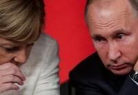 مرکل خواستار آزادی ملوانهای اوکراینی زندانی در روسیه شد