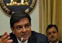 استعفای ناگهانی رییس بانک مرکزی هند