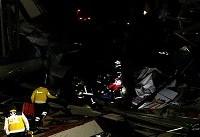 سانحه ریلی مرگبار در پایتخت ترکیه + فیلم