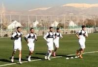 تمرین بازیکنان تیم ملی برگزار شد