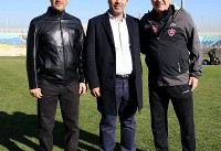 ۳ بازیکن جدید در لیست برانکو برای نیم فصل دوم