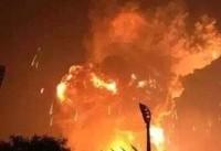 آتشسوزی خوابگاهی در حومه مسکو کشته و زخمی بهجا گذاشت