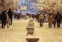 بارش برف و باران در ۶ استان کشور