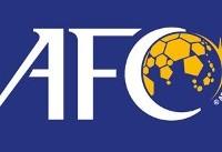 حضور ناظر کنفدراسیون فوتبال آسیا در ایران