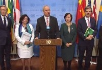 اروپاییهای شورای امنیت از برجام حمایت کردند