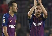 بارسلونا شایعات جدایی راکیتیچ را تکذیب کرد
