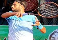 نداف در بین ۸ تنیسور برتر قرار گرفت