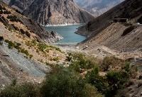 تراز آب در سد امیرکبیر همچنان منفی است