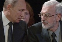 Putin, opposition gather to honor prominent rights activist