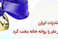 بانک صادرات ایران ٨۶ هزار نفر را روانه خانهبخت کرد