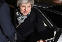 British PM May wins party confidence vote: official