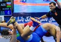 کشتی آزاد جام باشگاه های جهان/ پیروزی قاطع نمایندگان ایران
