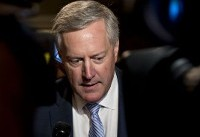 Trump Eliminates Meadows From White House Chief of Staff Search