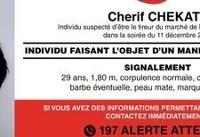 Police hunt Strasbourg market gunman, dead or alive