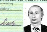 کارت شناسایی پوتین در زمان جاسوسیاش در آلمان شرقی پیدا شد
