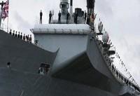 انگلیس در کویت پایگاه دریایی تأسیس میکند