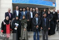 برگزاری جشن تولد ایسنا با حضور احمد مسجد جامعی