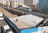گشایش جبهههای کاری جدید در پروژه احداث تونل- زیرگذر استادمعین