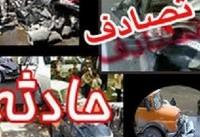 واژگونی اتوبوس بنز در شمال کرمان ۳ کشته داد