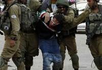 زخمی شدن ۵۶ و بازداشت ۱۰۰ فلسطینی در کرانه باختری