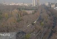 هوای تهران همچنان برای گروههای حساس ناسالم است