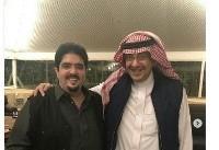 نظر مجتهد درباره بازگشت مجدد شاهزاده فهد + عکس