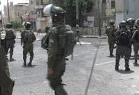 بازداشت۴۰ فلسطینی در کرانه باختری
