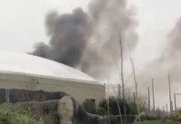 آتش سوزی  در باغ وحش چستر+عکس