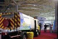 سومین نمایشگاه حمل و نقل و صنایع وابسته افتتاح شد