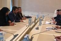 هیات پارلمانی ایران با هیات های پارلمانی ۵ کشور دیدار کرد
