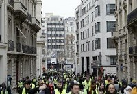 آمادهباش پلیس فرانسه در آستانه اعتراض دوباره جلیقهزردها