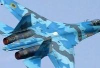 مرگ خلبان جنگنده اوکراینی که در حین فرود دچار حادثه شد
