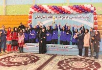 پایان مسابقات قهرمانی کشور والیبال بانوان ناشنوا در تهران با قهرمانی میزبان