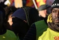 تظاهرات هزاران نفر در اعتراض به قوانین ضدمهاجرتی ایتالیا