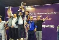 قهرمانی خوزستان در بوکس قهرمانی کشور پس از ۲۲ سال
