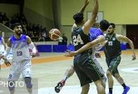 سرمربی بسکتبال آویژه: داور با سوتهای اشتباه اجازه بازی به بازیکنانم نداد