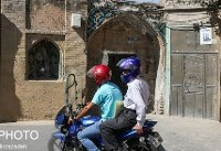 دستگیری شاه موتورسیکلت دزدها در یزد