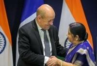 همکاری هند و فرانسه برای فعالیتهای هستهای